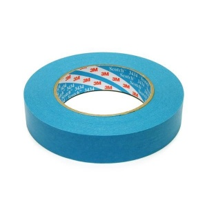 3M 3434 Maskovací voděodolná páska modrá