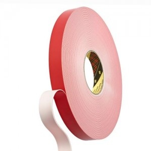 3M 4950 F VHB oboustranně lepící páska bílá