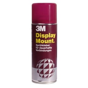 3M™Display Mount lepidlo ve spreji 400ml