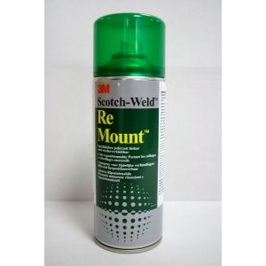 3M™Re Mount lepidlo ve spreji 400ml