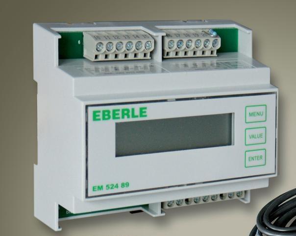 EBERLE EM 52489 jednozónový regulátor