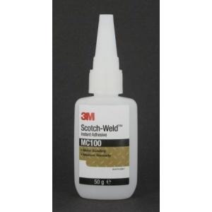 3M MC100 Scotch - Weld vteřinové lepidlo