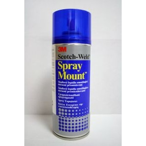 3M™Spray Mount lepidlo ve spreji 400ml