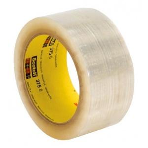 3M 375E Scotch vysoce účinná balicí páska transparentní