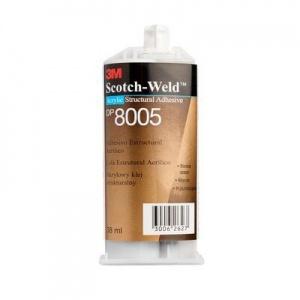 3M™ Scotch-Weld™ DP 8005 černé, 38ml, dvousložkové lepidlo na plasty