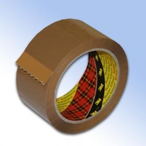 3M 371 Scotch kvalitní balicí páska hnědá