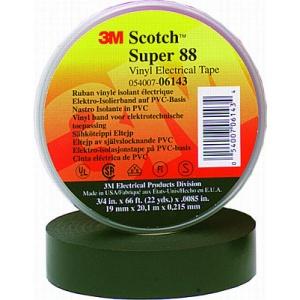 Izolační PVC páska 3M Scotch Super 88 premium (UL510)