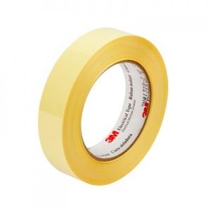 Izolační páska 3M 1350 F Y2 žlutá polyesterová, tl. 2mil