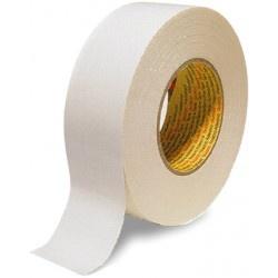3M 389 textilní voděodolná páska bílá