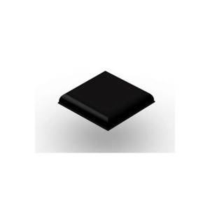 3M Bumpon™ SJ5705 černý, plato = 9 ks