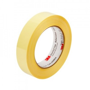 Izolační páska 3M 1350 F Y1 žlutá polyesterová, tl. 1mil
