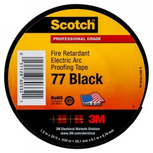 Izolační páska 3M Scotch 77 samozhášivá