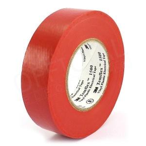Izolační páska 3M Temflex 1500 25mm x 25m červená