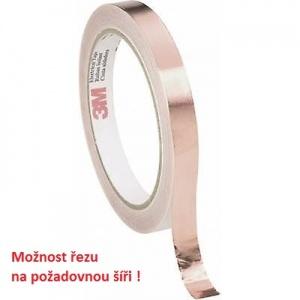 3M 1181 měděná páska s vodivým lepidlem
