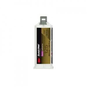 3M™ Scotch-Weld™ DP 125 šedé, 48,5ml, dvousložkové lepidlo na kovy