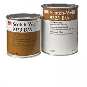 3M 9323 B/A Scotch - Weld dvousložkové lepidlo