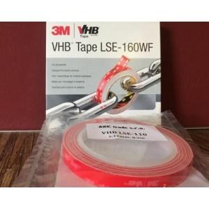 3M™ VHB™ LSE-060WF oboustranná silně lepicí páska bílá, návin 3m