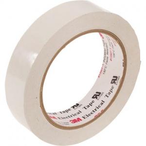 Izolační páska 3M 1350 F W2 bílá polyesterová, tl. 2mil